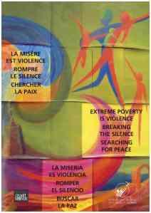 La miseria es violencia