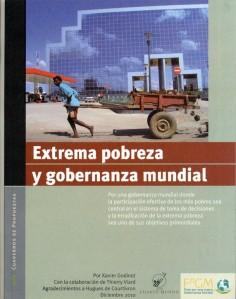 Extrema pobreza y gobernanza global