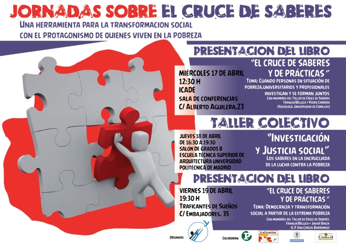 Cartel Jornadas CdS