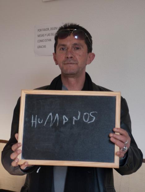 """""""Yo participo en ATD Cuarto Mundo por lo humanos que son"""" - Pedro"""